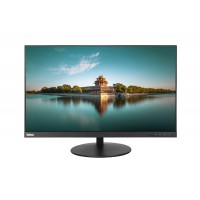 "Lenovo ThinkVision P27q LED display 68,6 cm (27"") Wide Quad HD Mat Noir"